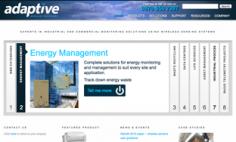 Adaptive Wireless – Website Redesign