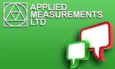 Ollie Morcom of Applied Measurements Ltd