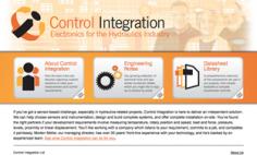Control Integration Ltd – Website