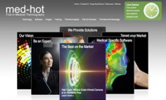 Med Hot Thermal Imaging – Website Redesign