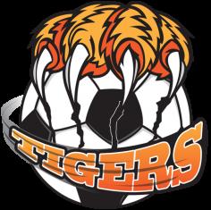 Tigers Soccer Team USA – Logo Design