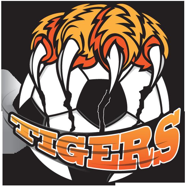 Tigers Soccer Team USA...